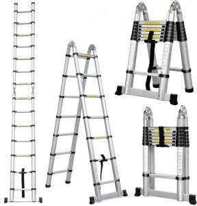 Лестница телескопическая