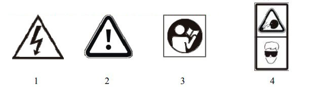 Знаки по технике безопасности.
